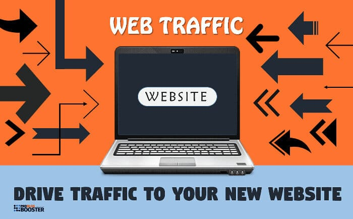 bring traffic to your website free